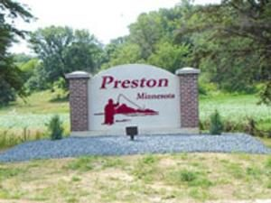 Preston, Minnesota, Fillmore County, Preston Public Utilities, Preston Planning and Zoning, Preston Economic Development, Preston Police Department, Preston Fire Department, Preston Ambulance, Preston Library, Preston Tourism, Preston Chamber, City, Town, Business in Preston, Manufacturing, POET, Root River, National Trout Center, Trout Days, Fillmore Central Schools, Swimming Pool, Baseball, Softball, Tennis, Skating, Fishing, Hunting, Live in Preston, Move to Preston, Close to Rochester, Chatfield, Lanesboro, Harmony, Spring Valley, Housing, Incentives